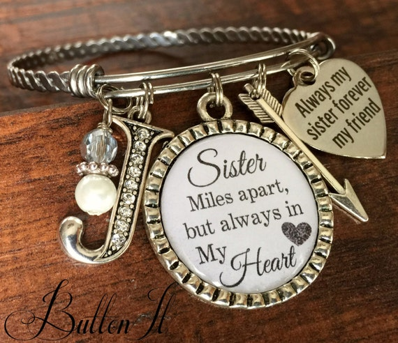 Sister Gift Sister Bracelet Sister Jewelry Big Sister