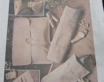 Vogue Accessories Pattern 1703