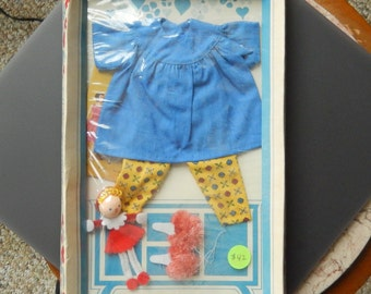 Vintage Libby Littlechap Doll Outfit MIB NOS