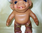 Offers welcome on a Vintage HTF John Nissen Denmark Viking troll doll collectors item