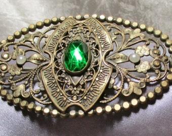 Vintage Victorian Sash Pin Brooch