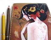 Notebook Le papillon de cuivre