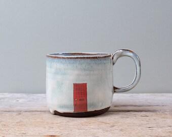 Red Door Mug