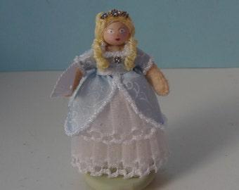 Beautiful Two Inch Cinderella Doll