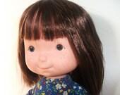 Vintage Fisher Price Lapsitter Jenny Doll 1974 #201