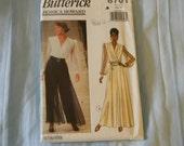 Vintage Jessica Howard Misses Jumpsuit Pattern #6701 Uncut Size6-10