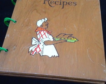 Vintage Culinary arts Old Dixie cookbook