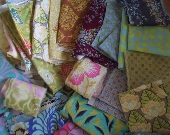 Amy Butler Fabric Scraps