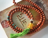 Surya Ketu Nadi - the Secret - Sun Yoga Mala 108 Beads