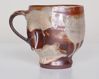 shino tea mug