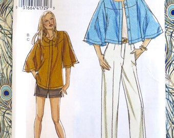 Womens Jackets, Shorts, and Pants Pattern - Vogue 8404