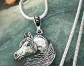Arabian Head Pendant no chain