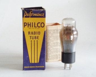 Philco Radio tube