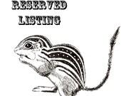 Custom Listing for T - Alphabet