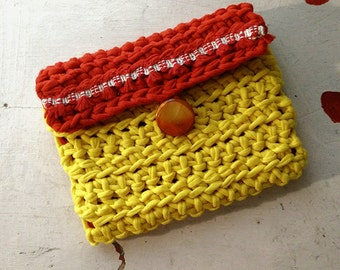 CROCHET ENVELOPE WALLET