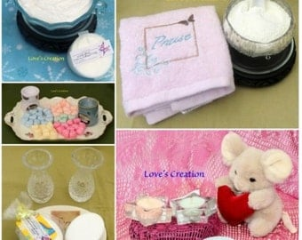 Lotion Candle Gift Set-You Choose Items!