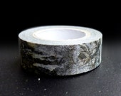 Inner  Taiwanese Landscape : Japanese Washi Masking Tape One Roll = The Significant Travel