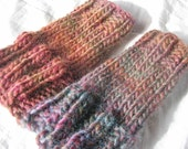 Dartmoor Heather Warm Wristwarmers