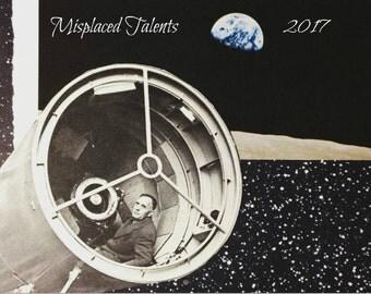 Misplaced Talents 2017 Calendar