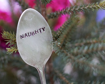 Naughty Silverware Marker (E0529)