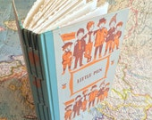 HALF PRICE! Hardback Art Journal: Little Men Reader for mixed-media, sketching or art journaling
