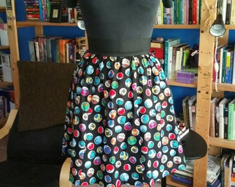 Pokéball Skirt with Pockets