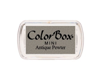 ColorBox Mini Sized Ink Antique Pewter