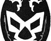 Lucha mask for Johanna