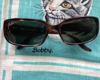 90's Ray Ban tortoise sunglasses