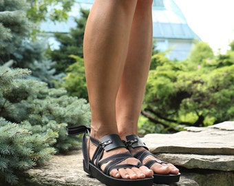Small Strap Shoe Accessory for Mohop Interchangeable Ribbon Sandals   6 Colors Available