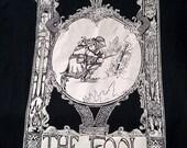 Praise the Sun Souls inspired tarot card Mens t-shirt The Fool