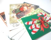 Add a random Christmas Card with your gift message to go with your Aquarian Bath purchase - Florida - Christmas Gift Note
