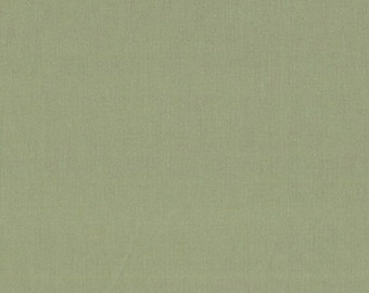 Green Fabric, Olive Green Plain Fabric, Pure Cotton Fabric for patchwork, quilting and crafts