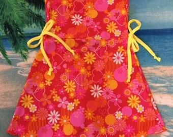 Girls Tropical Sands