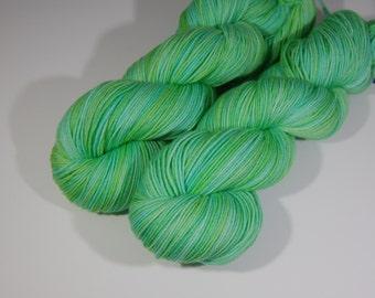 Sock Garden - Hand Dyed Yarn