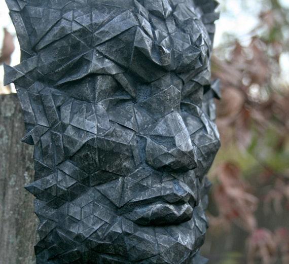 Golem - Origami sculpture