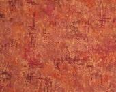 COUPON CODE Sale - Makower UK Fabrics, Modern Masters Canvas, Orange Fabric, 100% Cotton Quilt Fabric, Tonal Fabric, Quilting Fabric