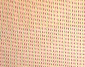STORE CLOSING SALE - Henry Glass, Nine Dots, Plaid, Yellow, Carrie Nelson, 100% Cotton Designer Quilt Fabric, Yellow Quilting Fabric