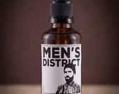 Beard oil // Huile à barbe // Le Nudiste, Old school, L'homme des bois, Old fashioned