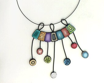 In Motion - Necklace