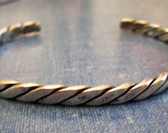 BRACELET -  BANGLE - CUFF -  sterling silver  - 925  - bracelet335