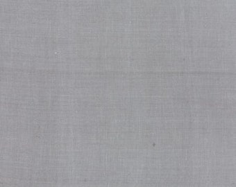 SPRING SALE - 4 Yards - Crossweave in Graphite - Moda Fabric - 12119 52