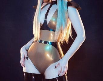 Lady Lucie Metropolis Bodysuit