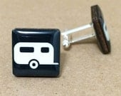 Luxury Camping Cufflinks