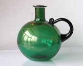 Green Catalina Jug, Emera...