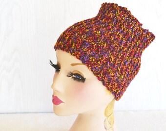Festival Tube Hat, Hair Wrap,  Dreadlock Accessory, UK