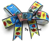 Mexican Loteria Hair Clip by Dolly Cool