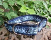US Navy Martingale Dog Collar