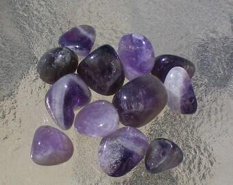 Amethyst Nugget Beads