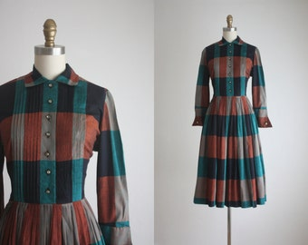 1950s equinox dress